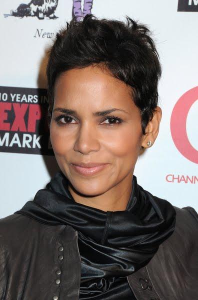 Short hair ideas for African American women 2010