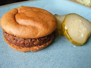 Gluten-free Vegan Burger Buns