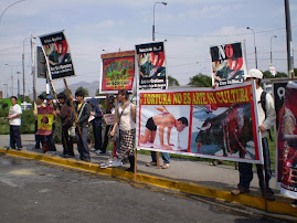 DOMINGO 15: PROTESTA EN ACHO