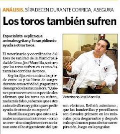 LOS TOROS SUFREN