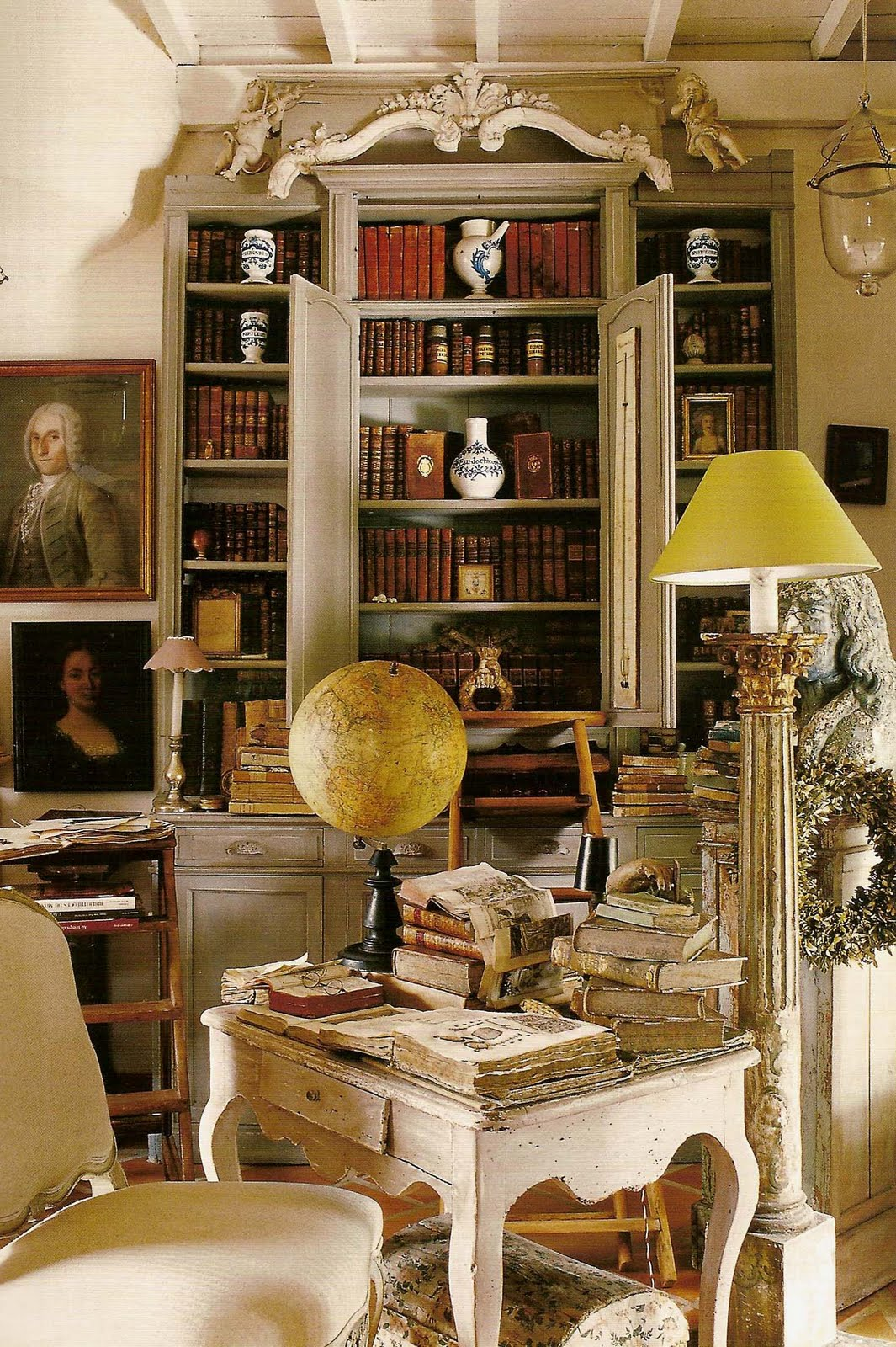 Picture of elegance blog a love for books - Bibliotheque decoration de maison ...