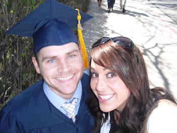 Kris's graduation!!