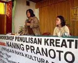 Naning Pranoto (novelis Indonesia)