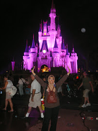 Magic Kingdom - Disneyland