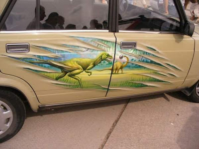 beautiful Car graphics