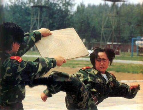Women's special forces in China