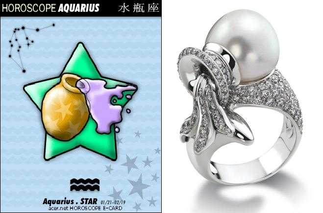 Diamond Rings for each Zodiac sign