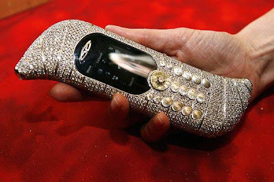 Most luxurious mobile phone - Guinness Book of Records
