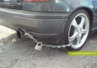 Latest anti theft car systems