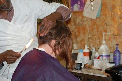 Fire Hairdresser