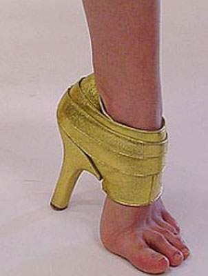 Strange Fashion Footwears