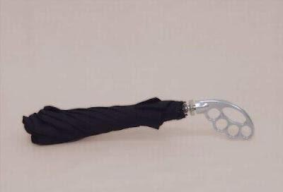 Umbrella hand