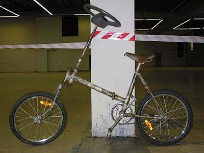 unusual bike designs