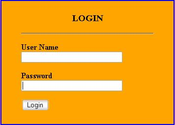 Membuat Form Login Sederhana Dengan Javascript