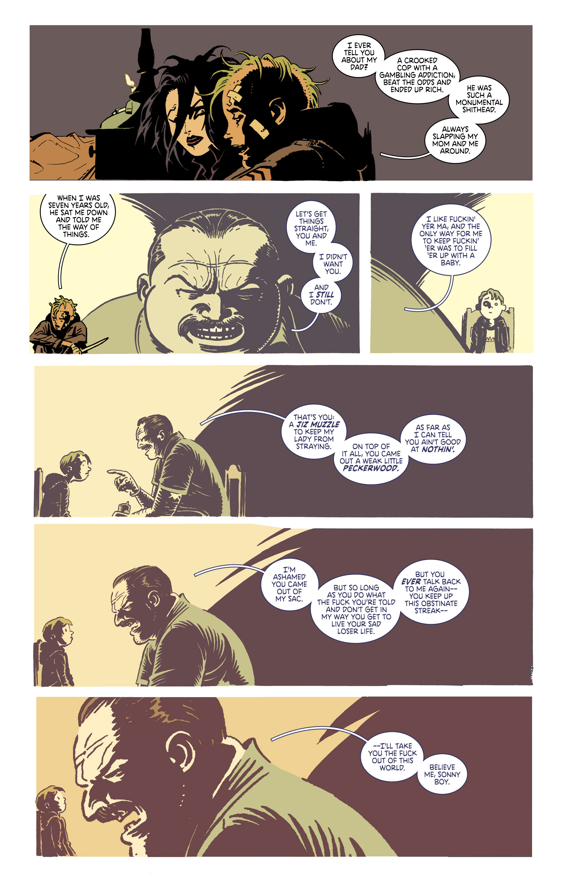 Read online Deadly Class comic -  Issue #21 - 4