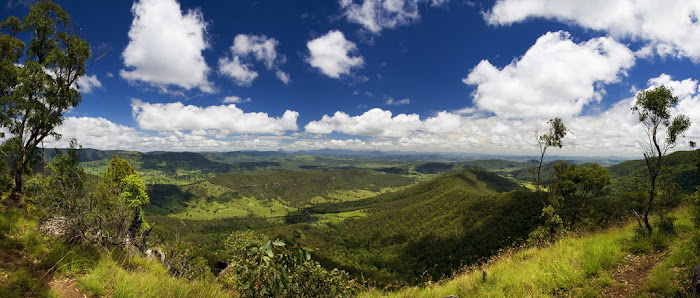Pats Bluff in Lamington National Park