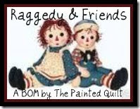 Raggedy and Friends