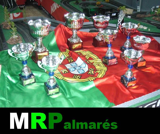 MRP - PALMARÉS