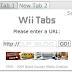 Canale internet e navigazione a schede Wii (multitab)