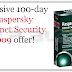 Licenza gratuita 100 giorni Kaspersky Internet Security 2009