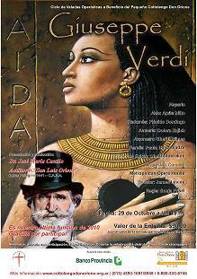 Afiche Aida