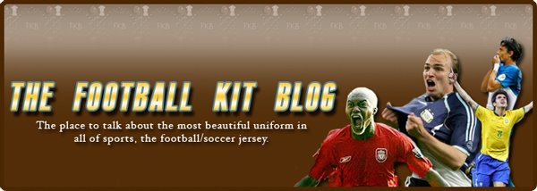 The Football Kit Blog