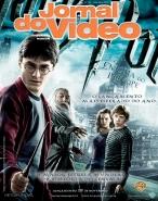 Anúncio oficial do lançamento do DVD de 'Harry Potter e o Enigma do Príncipe' em revista