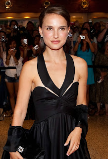 Natalie Portman new oops pictures on Robbs celebrity oops
