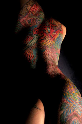 best asian tattoo art designs for women