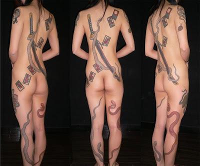 Tattoo Makers: Japanese Samurai Tattoo