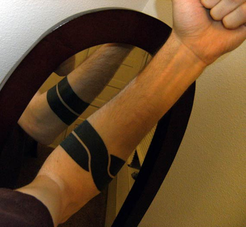 If you want to have a armband tattoo for the first time, here are some