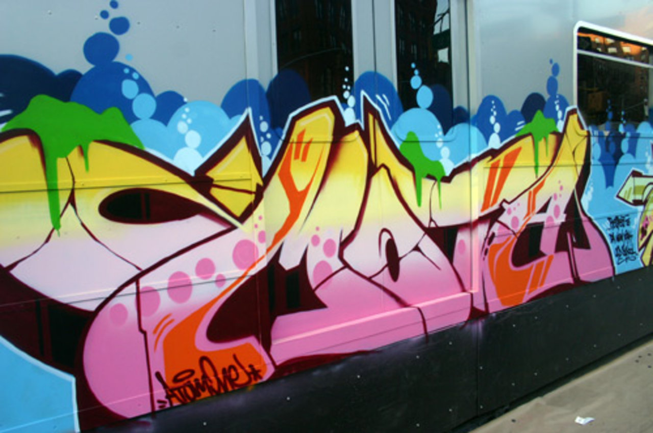 graffiti rap