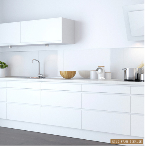 White Kitchen L Shape: Drømmehuset: Solär Fra Ikea Flytter Inn I Drømmehuset