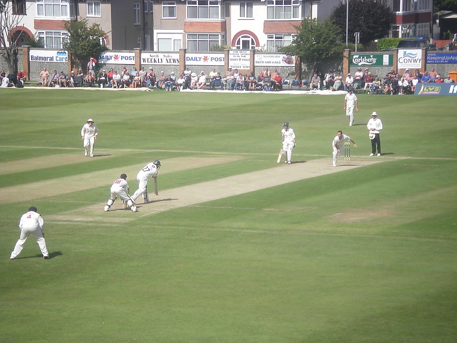 Colwyn Bay Cricket Club Map Colwyn Bay Cricket Club