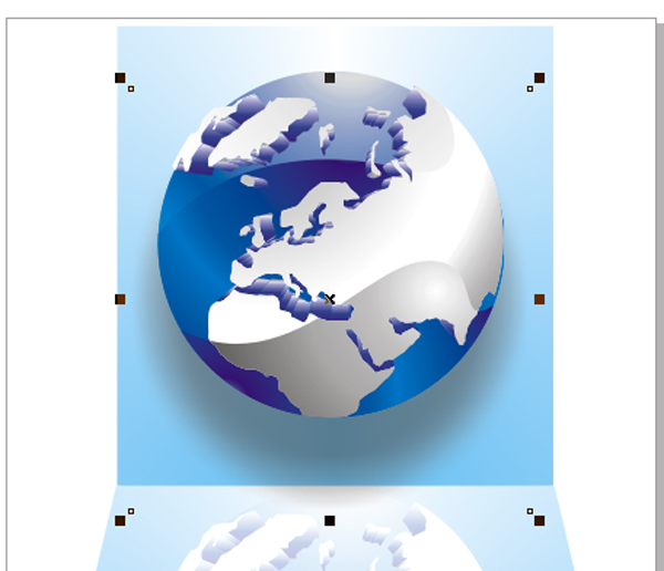Tutorial Membuat Logo Dengan Efek Lipatan Menggunakan Coreldraw