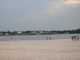 Barcelos vista da praia