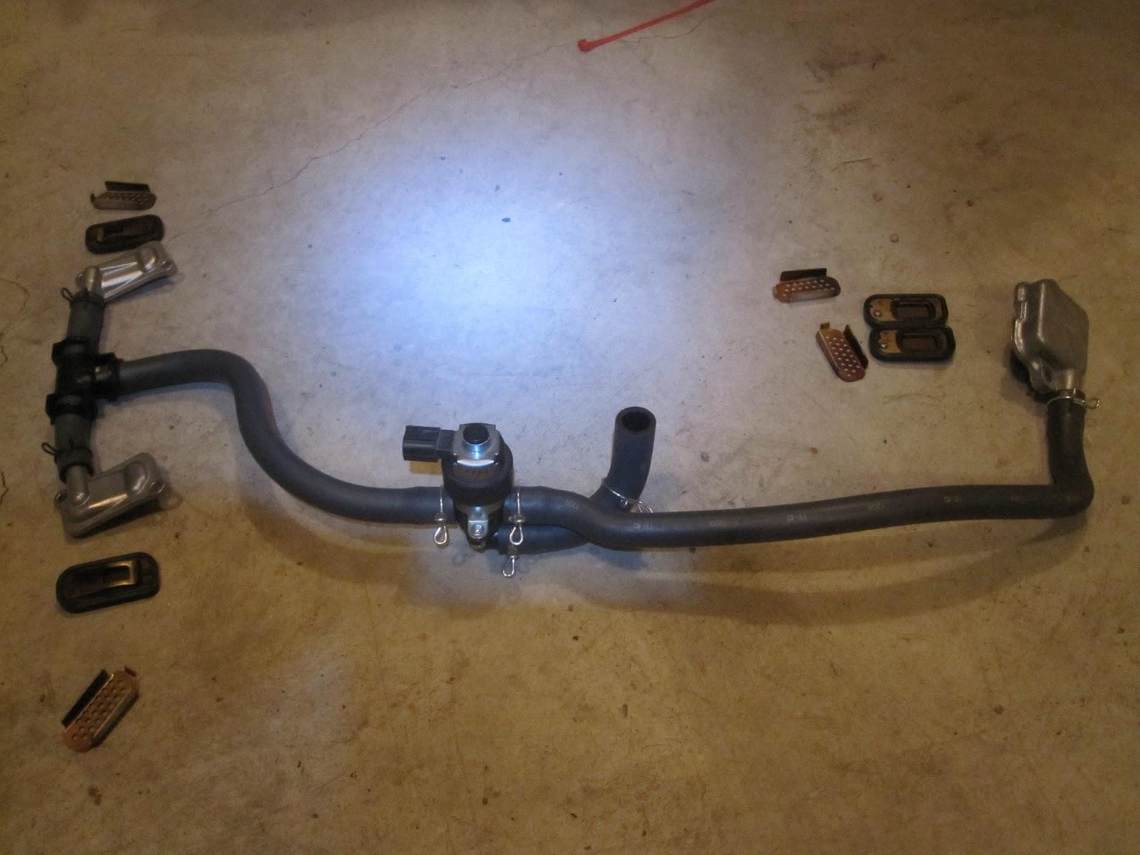 Honda Vfr1200f Weblog  Pair Removal