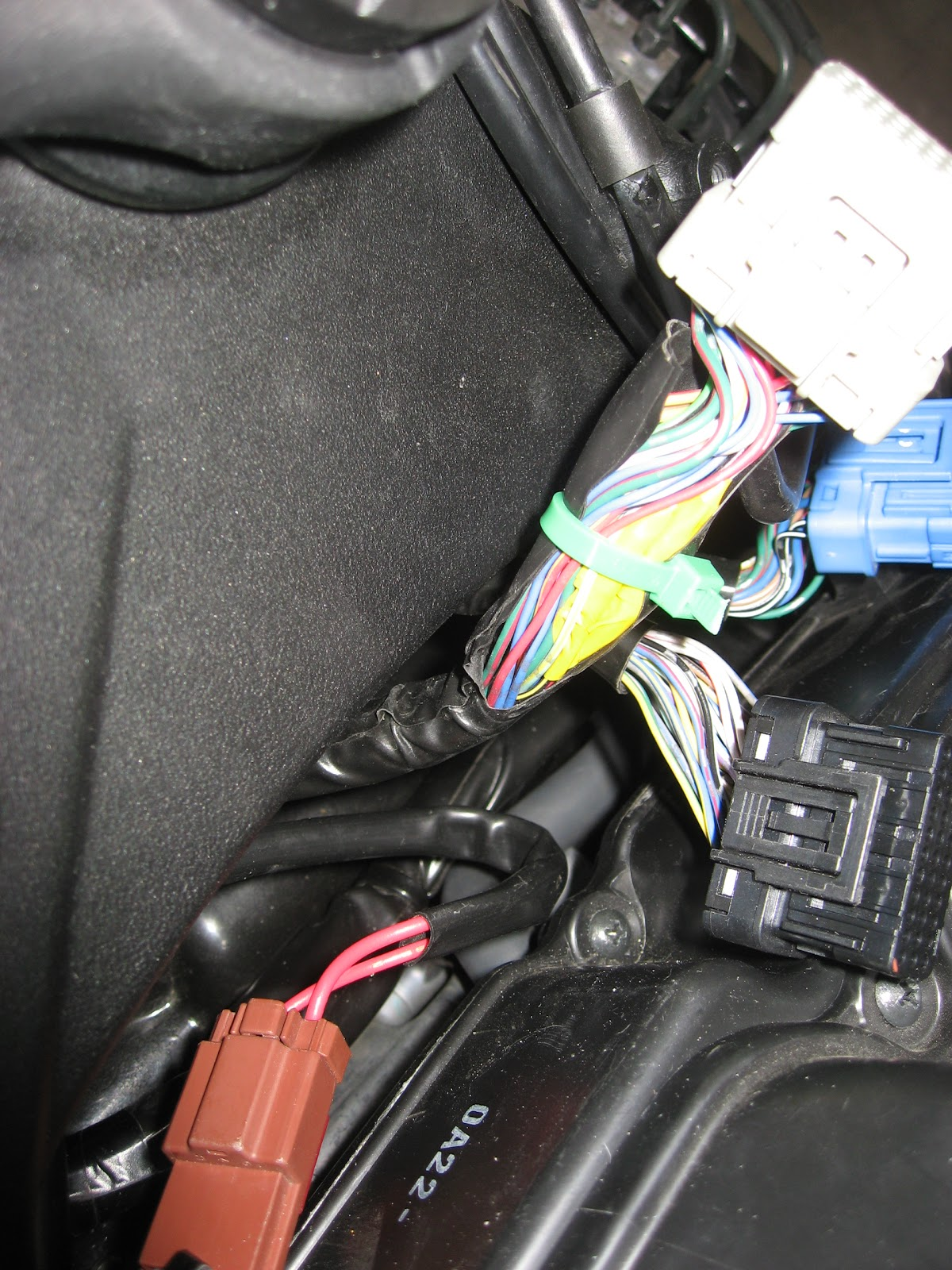 Honda Vfr1200f Weblog  Switchable Power Modes
