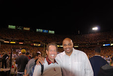 Charles Barkley, Friend & Former Client.