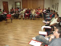 Metodologia circular, saber coletivo, processo participativo, todos sabem, todos podem...