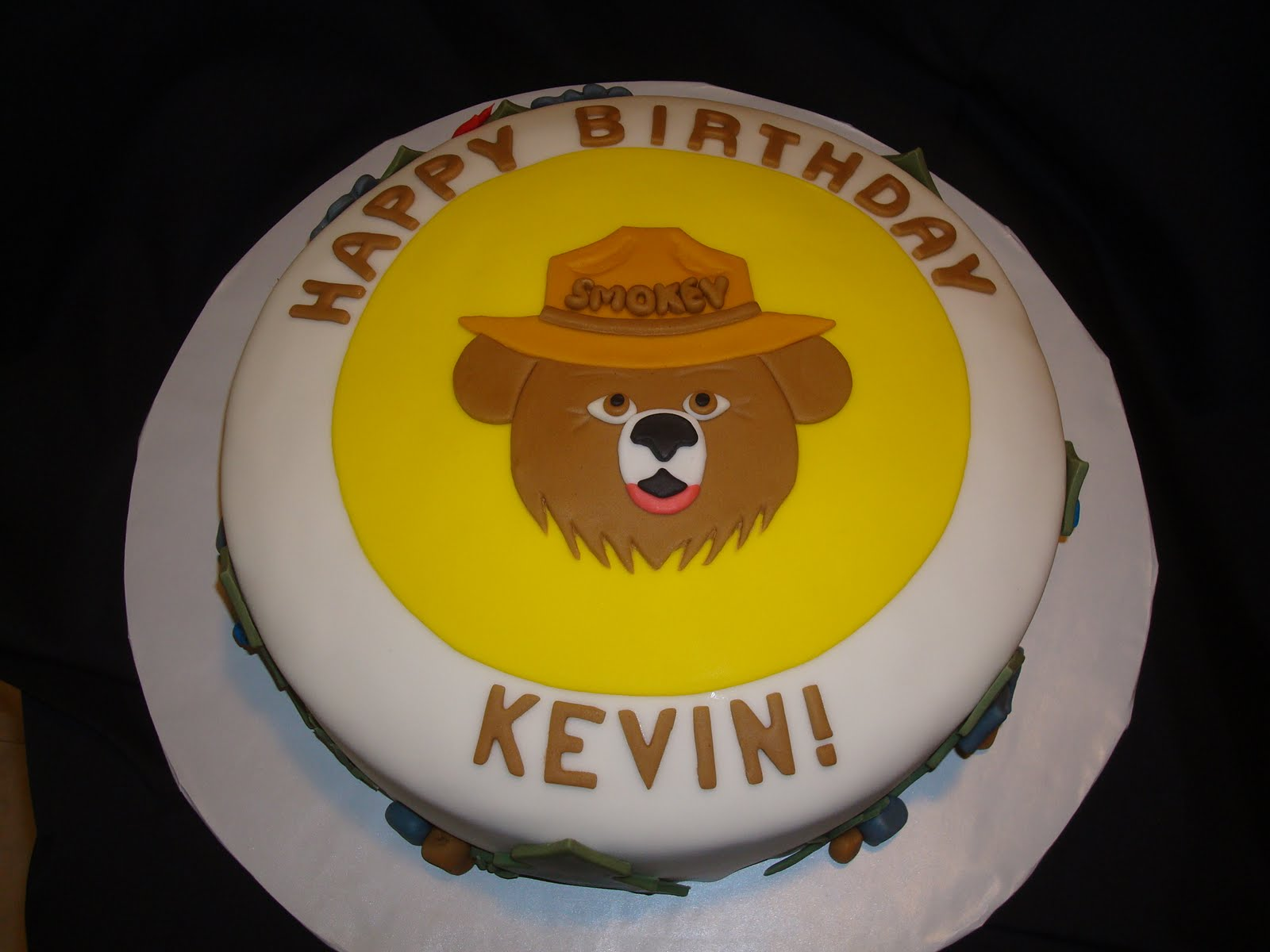 Birthday Cake Images With Name Kevin : Kimmie Kakes