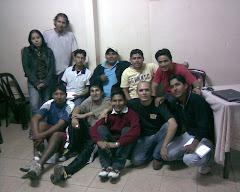 Directiva de jóvenes del distrito municipal Nº.1