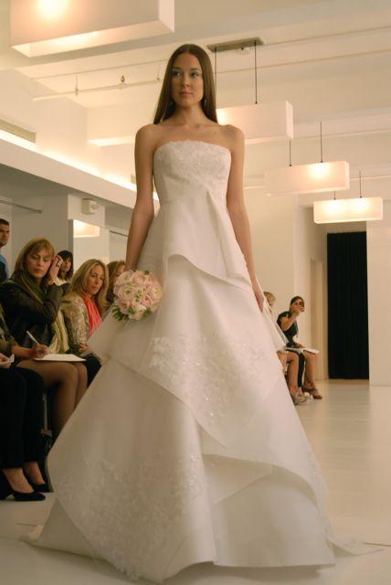 vestidos de novia. Estos vestidos de novia