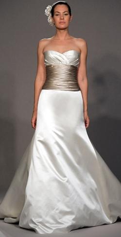 vestidos de novia para gorditas. Los vestidos son diseñados por