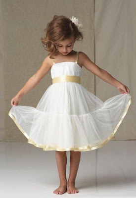 Vestidos para la hija de la novia