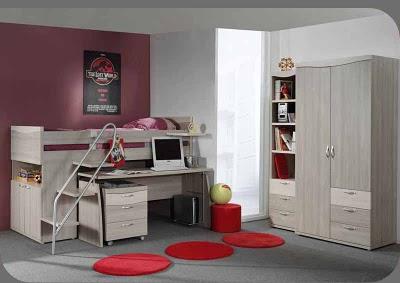 Home Decoration Fotos de recmaras juveniles muy funcionales con
