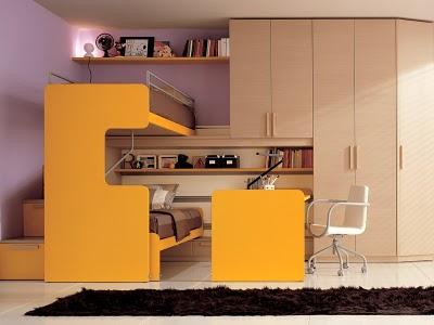 Dormitorios y Habitaciones Lindos Dormitorios Juveniles Modernos