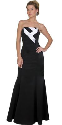 Vestidos para graduacion color negro