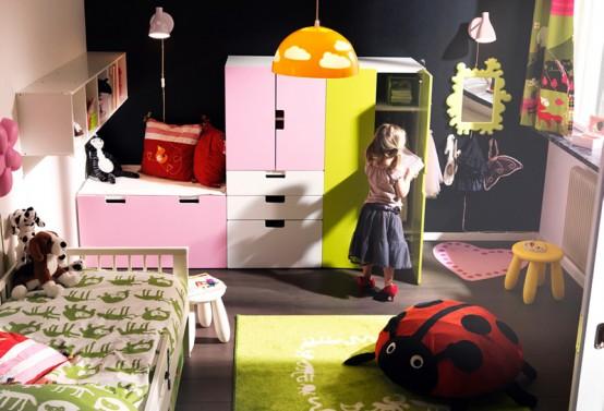 Ideas de dise o de habitaciones para ni os ikea 2011 - Habitaciones ninos ikea ...