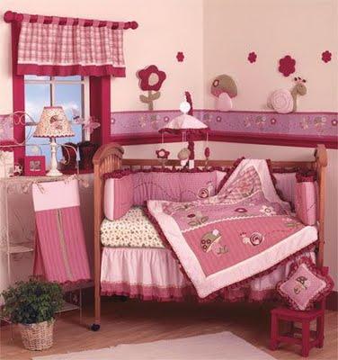 Hermosos dise os para una habitaci n de bebe luxury for Cuartos de ninas rosados